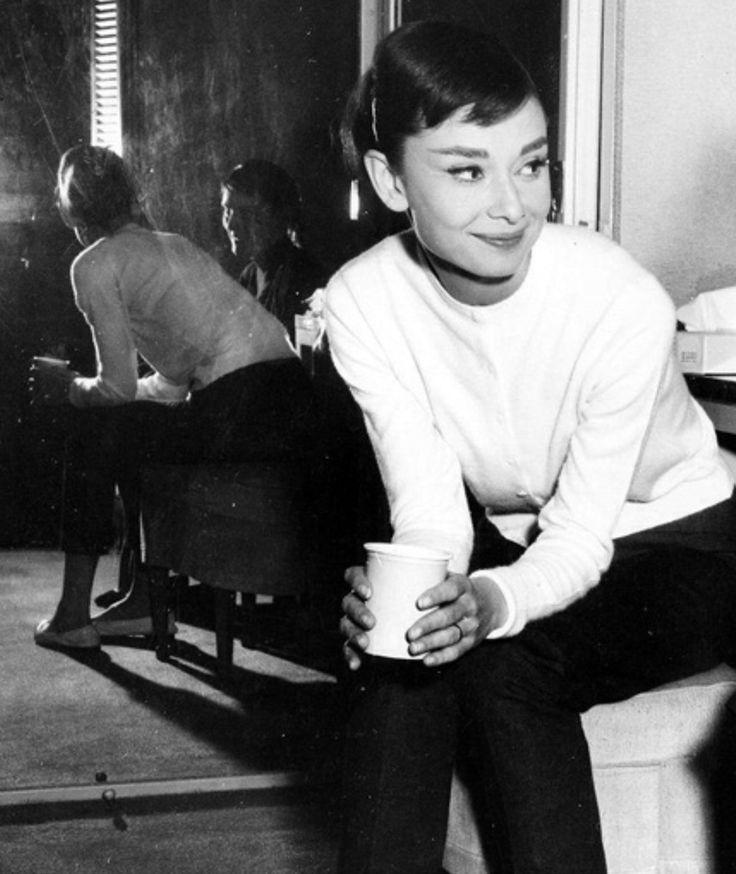 #AudreyHepburn  #vintage #queen  #photograpy