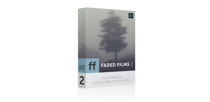 'Faded films 2' presets for Lightroom by www.reallyniceimages.com