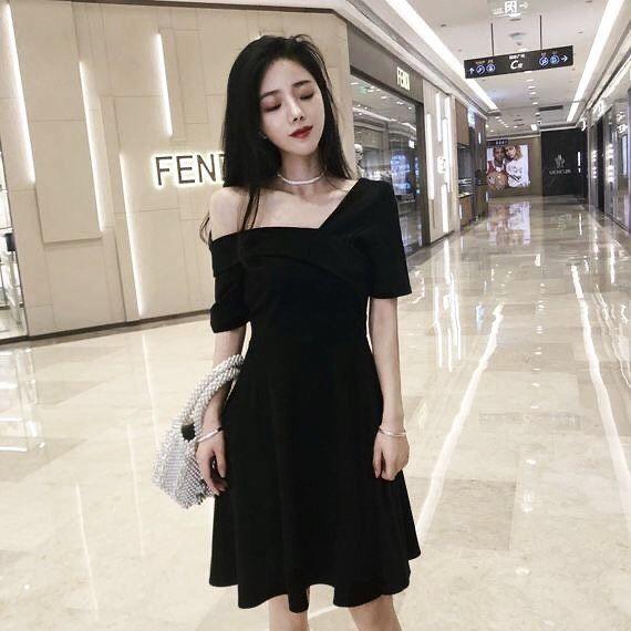 Women Vintage Outfit Inspiration Style Spring 2021 Cute Korean Amazon Tiktok School Outfits Fashion Korean Fashion Dress