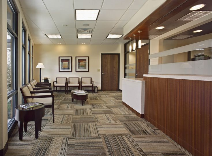 70 best dental office images on pinterest office designs for Interior design medical office