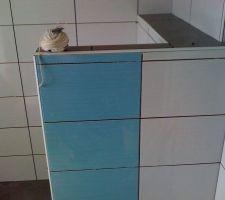 la murette de separation wc