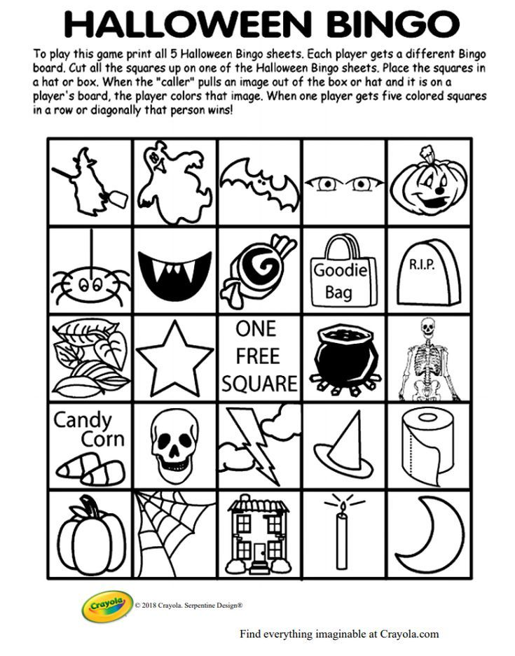 image relating to Printable Halloween Bingo identified as Absolutely free Halloween Bingo Playing cards Fantastic for the Clroom or at