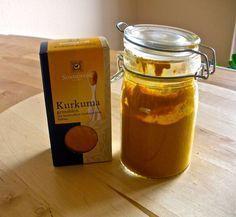"""Die gesunde Wirkung von Kurkuma Bei Vergesslichkeit:""""take a little bit more Kurkuma"""" 1. Das Curcumin aus Kurkuma ist sicher und wirkt entzündungshemmend. 2"""