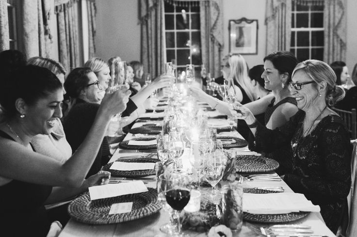 The perfect locale for your end-of-the-year or holiday party is both centrally located and brings a little something special to your event | Lowndes Grove Plantation in Charleston, South Carolina | Photo by Caroline Lima Benusa