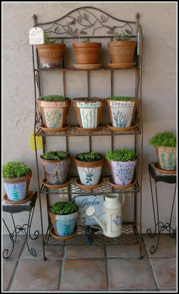 Keep Your Plants Happy With The Following Advice Garden Shelves