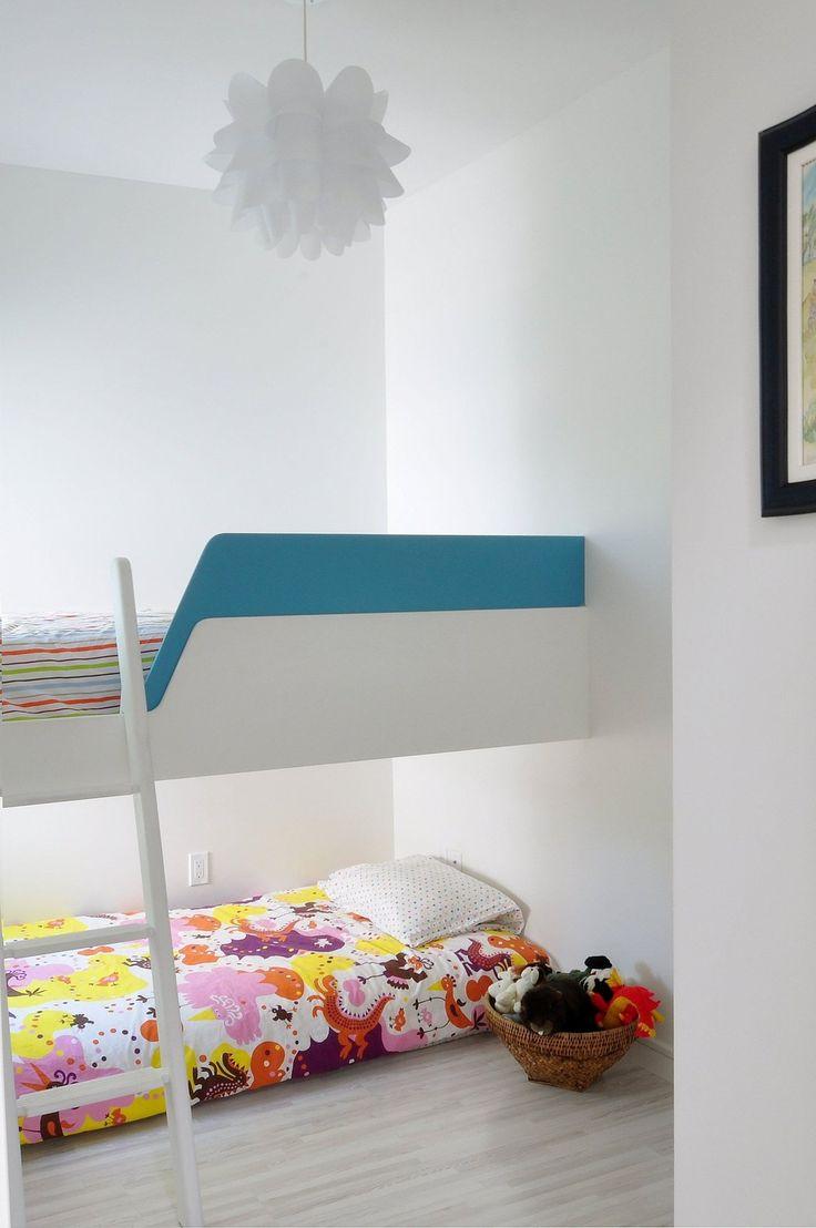 Custom kids loft bed