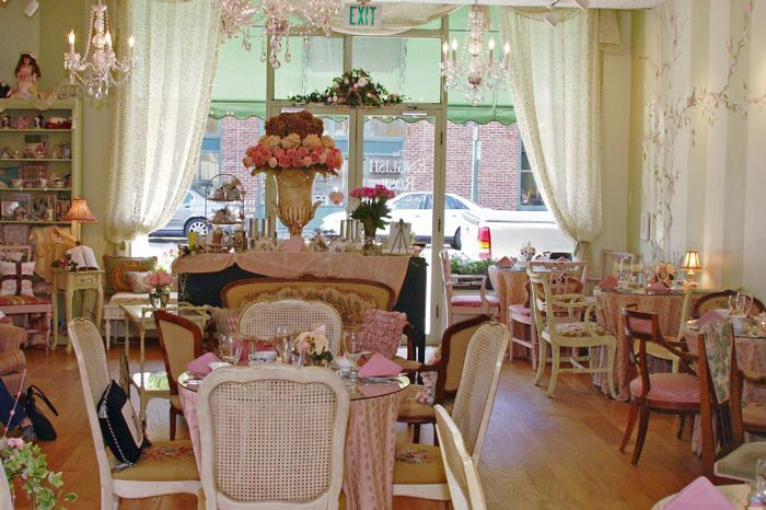 All About The English Rose Tea Room Amp Gifts In Pleasanton