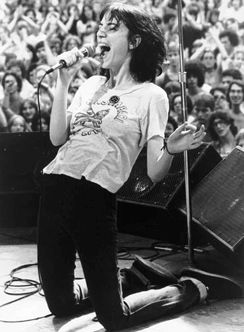 Patti Smith #pattismith