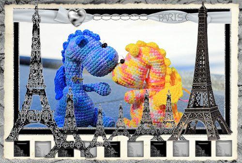 Ах, как волшебны эти сны, В которых мы вдвоем в Париже... А просыпаешься - из тьмы Москва морозом дымным дышит...