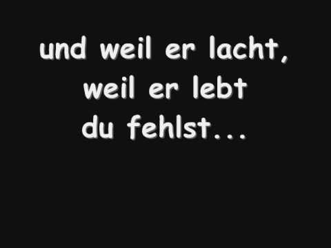 ▶ Herbert Grönemeyer - Mensch (lyrics) - YouTube