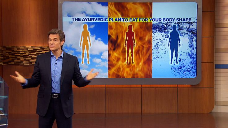 Dr. Oz Explains the Ayurvedic Body Types   The Dr. Oz Show   Follow this board for all the latest Dr. Oz Tips! -- Dr. Oz and Dr. John Douillard explain the characteristics of a vata body type.