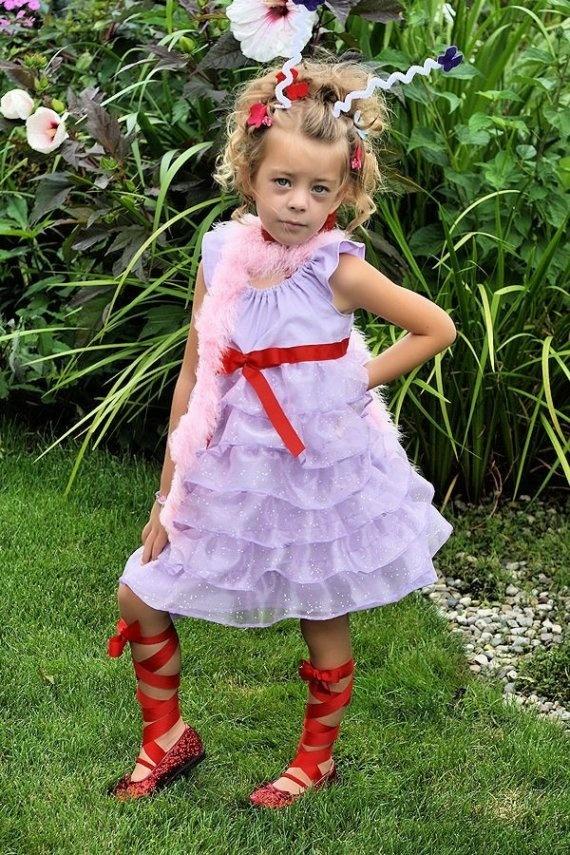 Fancy Nancy Costume!
