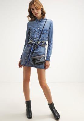 Dames Jurken Guess ABBIE - Spijkerjurk - blue shatsu,guess schoenen goedkoop,Amsterdam webshop