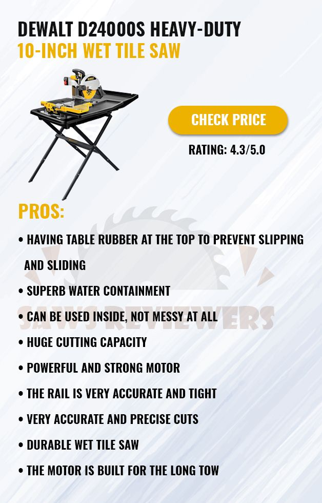 Pin By Saws Reviewers On Tile Saw Tile Saw Dewalt Wet