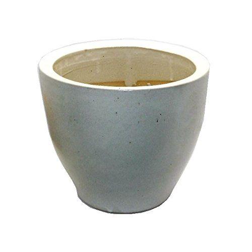 プランター 陶器 円 白 植木鉢 植木 BIG な 大きさ に色々な イメージ が 膨らむ 和 の テイスト 日本製 大型植木鉢 丸型スクェアポット 中 インテリア・デザイン http://www.amazon.co.jp/dp/B00VDWEP14/ref=cm_sw_r_pi_dp_Unaivb0PX03K7