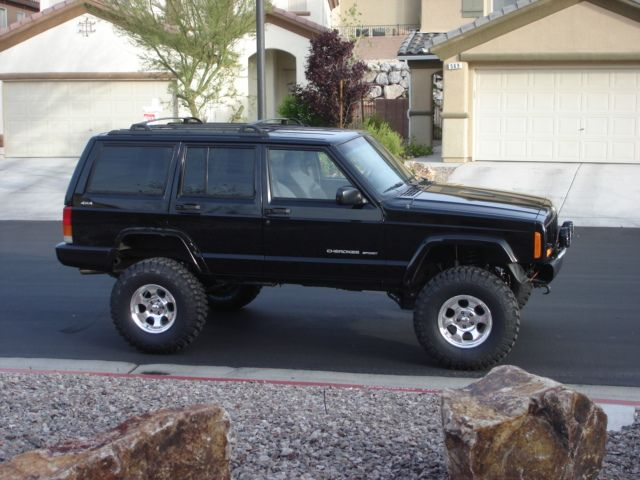 Project Hippoblack 99 XJ