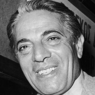 Aristotle Onassis Biography