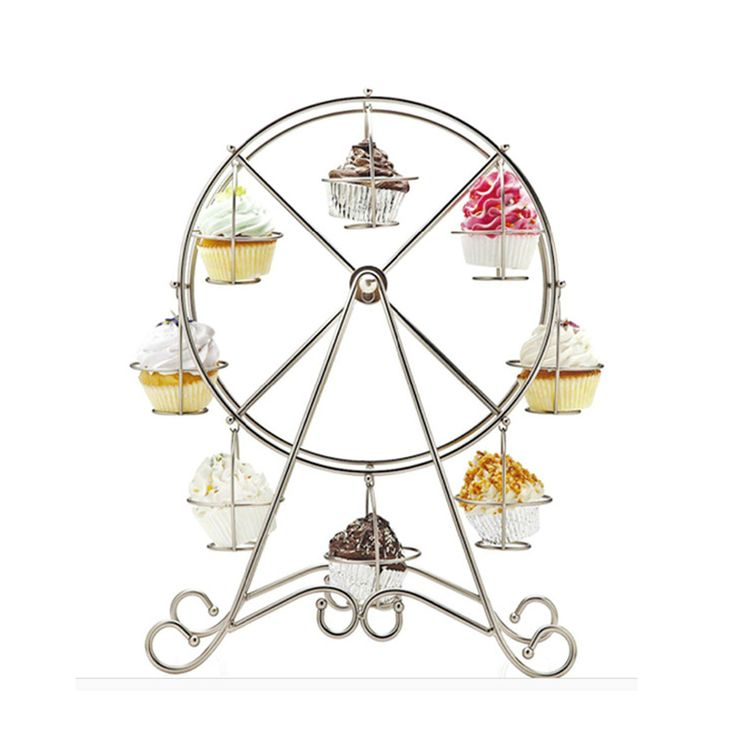 Ferris Wheel Cupcake Holder //Price: $49.99 & FREE Shipping //     #hashtag4