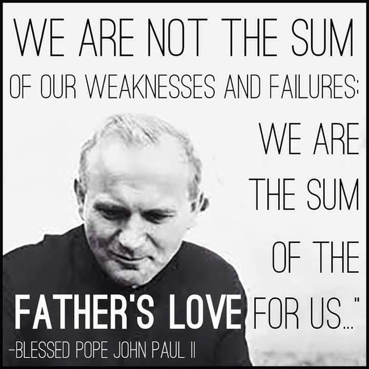 Saint Pope John Paul II The Great