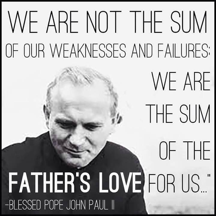 Saint Pope John Paul II The Great