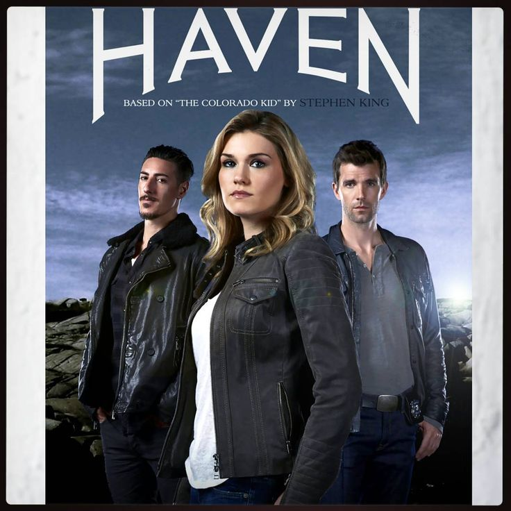 #Haven, based on  #TheColoradoKid by #StephenKing has been #cancelled after #fiveseasons by #Syfy. The #veteran #scifi #supernatural #drama will end its run after the second half of #SeasonFive, which returns on #October8th, #Fall2015   The #TVShow's #fifthseason #renewal in early 2014 was for a #supersized #26episodes, doubling its typical count and essentially acting as #twoseasons in one. So even though the #TVSeries is #ending, #fans still have #13episodes left before Haven #signsoff.