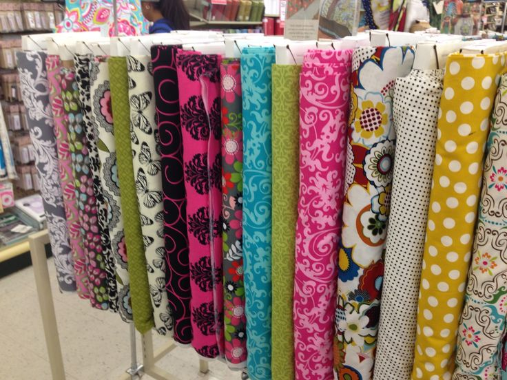 Julie, you have to help me choose a fabric! I need