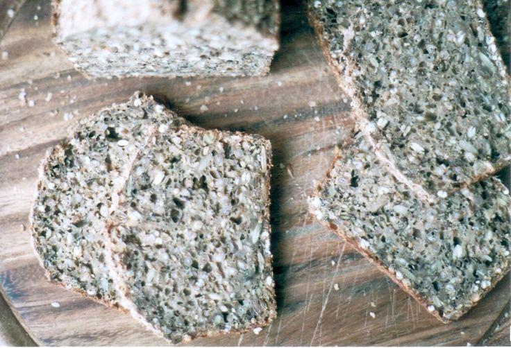 rugbrod (pâine cu maia)