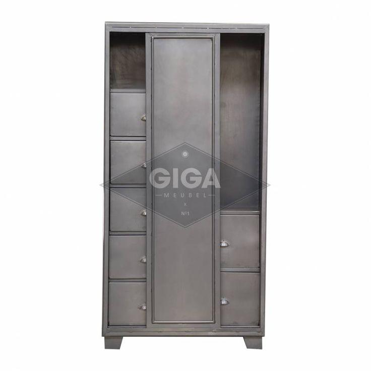 De Grootste collectie industriele meubelen nu bij Giga meubel