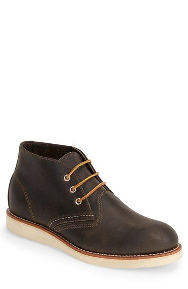 Men's Red Wing Chukka Boot