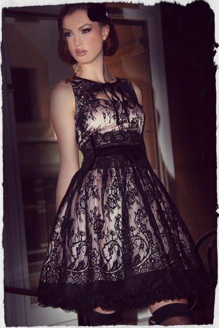 St. Germain Peekaboo Dress