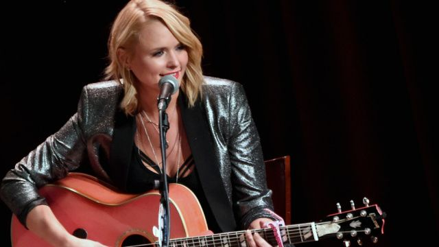It's okay to be imperfect. Miranda Lambert talks new album and divorce.