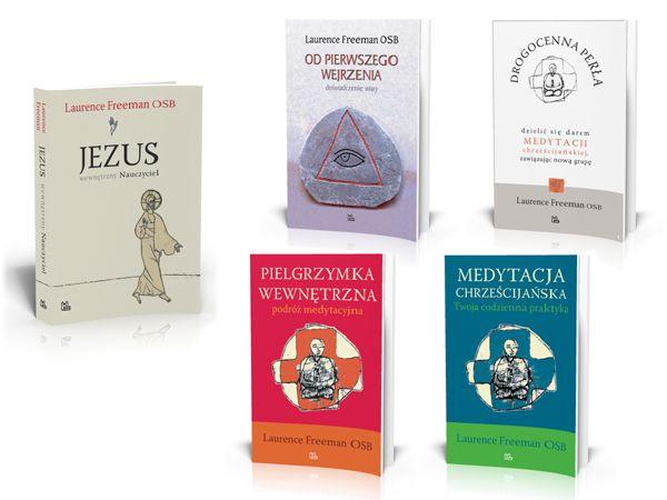 Laurence Freeman OSB Zestaw książek Laurence Freemana  http://tyniec.com.pl/product_info.php?cPath=40&products_id=854