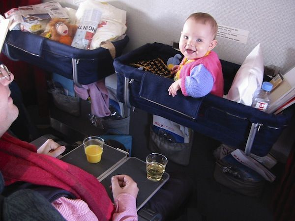 11 Tips for Surviving Air Travel with Kids