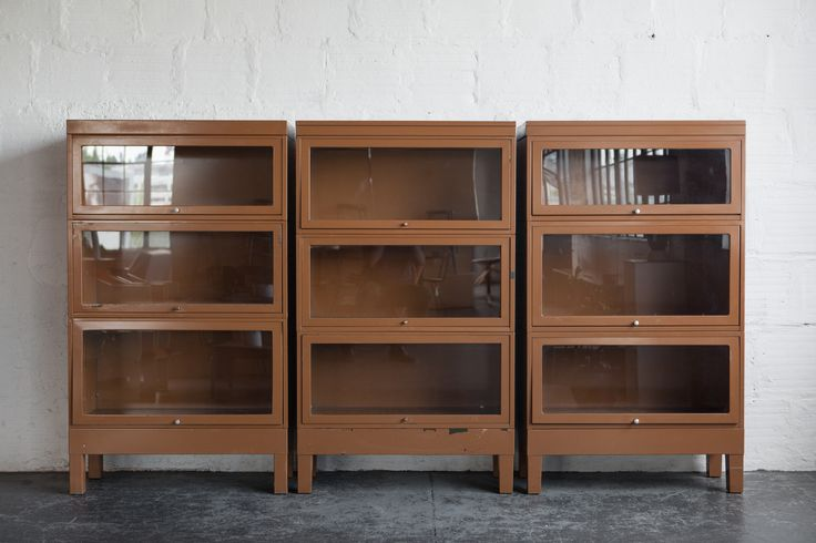 Lawyer Bookcases (8 Avail.)