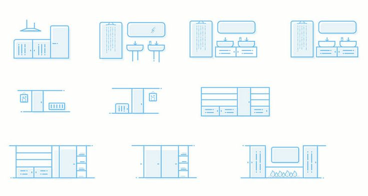 Roomicons