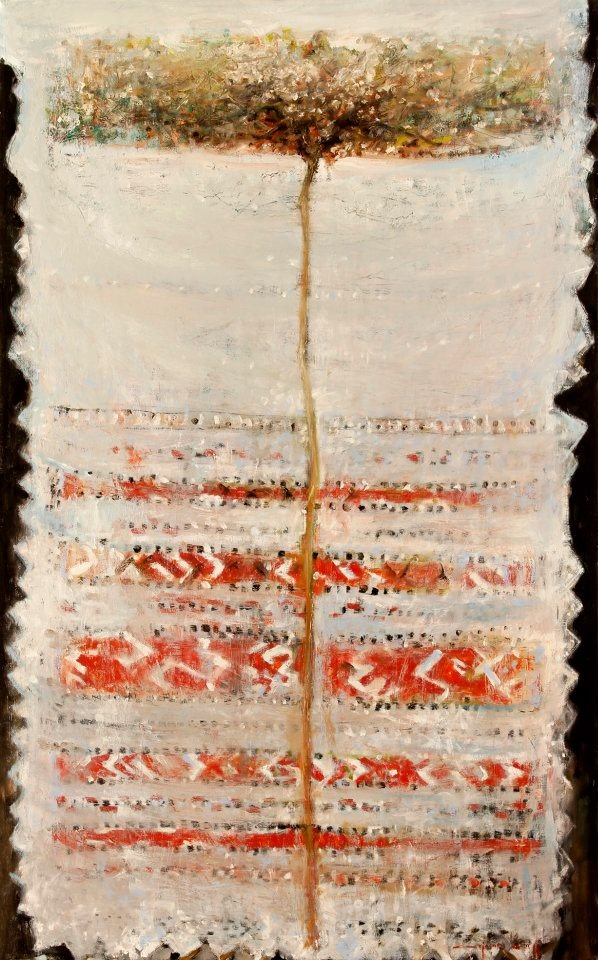 Expozitie Arbori - Iurie Cojocaru, Piano Cazola 2012
