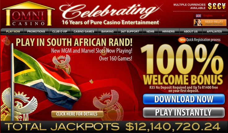 #FreeMoneyOnlineCasino   #OmniCasino   #R50FreeBonus  Looking for a Free Money #OnlineCasino accepting South Africans? Visit Omni Online Casino and grab a R50 free no deposit bonus + a 200% 1st Deposit Bonus  http://onlinecasinobonus.co.za/omni-online-casino-review.html