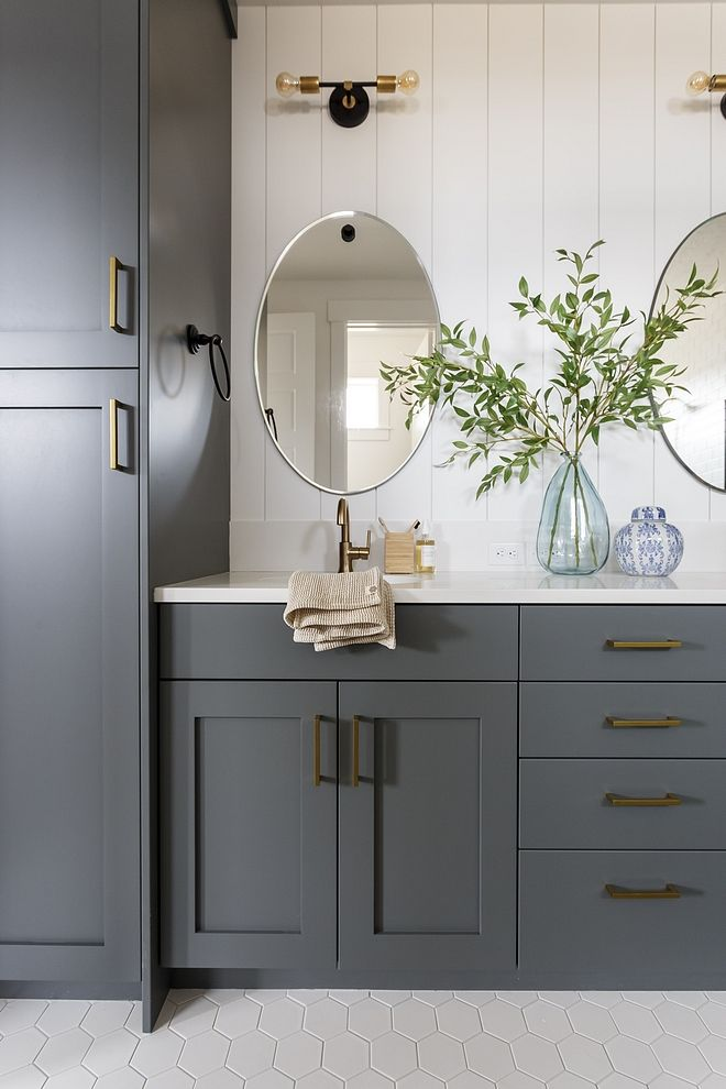 Roycroft Pewter By Sherwin Williams In 2020 Vanity Decor