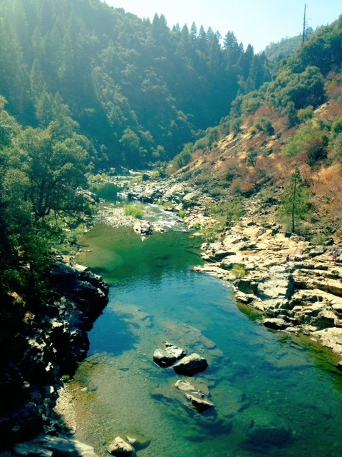 Nevada City, CA. The Yuba River - my favorite place... photos by the lovely Jessica Mau. Thank you for this!