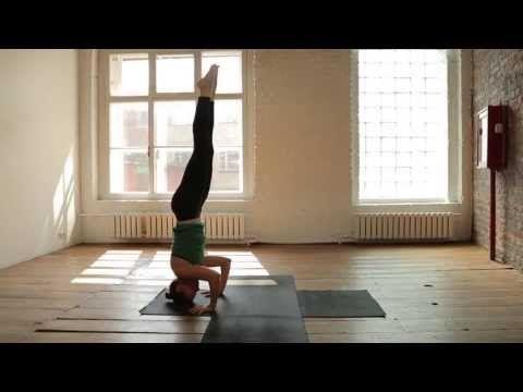 Universal Yoga by Alyona Tikhonova