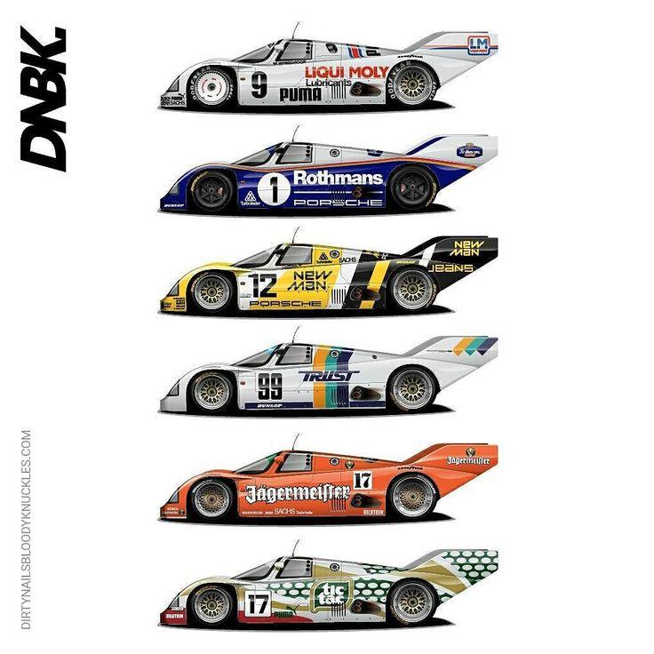 962 legends artwork print. Available at Dirtynailsbloodyknuckles.com Link in profile #porsche #962 #porsche962 #lemans #racecar #becauseracecar #illustrator #illustration #carart #automotiveart #illest #fatlace #speedhunters #iamthespeedhunter #rothmans #liquimoly #greddy #greddyracing #bbs #turbofan #956 #porsche956 #jagermeister #porschemotorsport #motorsport