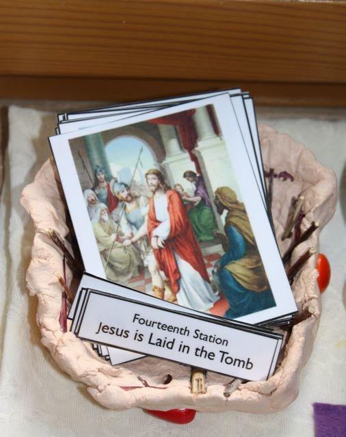 Montessori Cards: Stations of the Cross & Stations of the Resurrection