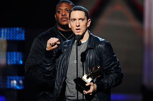 Eminem, Grammy awards 2011