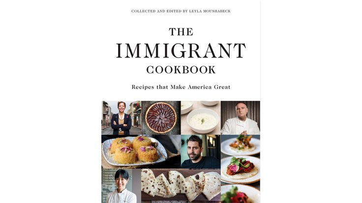 While the contributions immigrants have made to this country are innumerable, this new cookbook focuses on justone: food. 70 first- and second-generation immigrant chefs from six continents share a beloved recipe, followed by its significance and their thoughts on being an immigrant in America. The best part? A portion of the proceeds will be donated to theACLU Immigrants' Rights Project.    $24, amazon.com