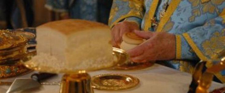 ΟΙ ΑΓΓΕΛΟΙ ΤΟΥ ΦΩΤΟΣ: Πάτρα: Έπεσε το Ιερό Δισκοπότηρο την ώρα της Θείας...