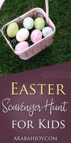 If you are looking for a fun Easter activity, look no further. This Easter Story Scripture Scavenger Hunt will have your family focused on the real meaning of Easter. It will encourage them to know the Bible and be able to confidently find references in scripture. Print your free scavenger hunt work sheet for your children, and watch them have fun while celebrating the death and resurrection of Christ. #Easter #Easteractivity #scavengerhunt