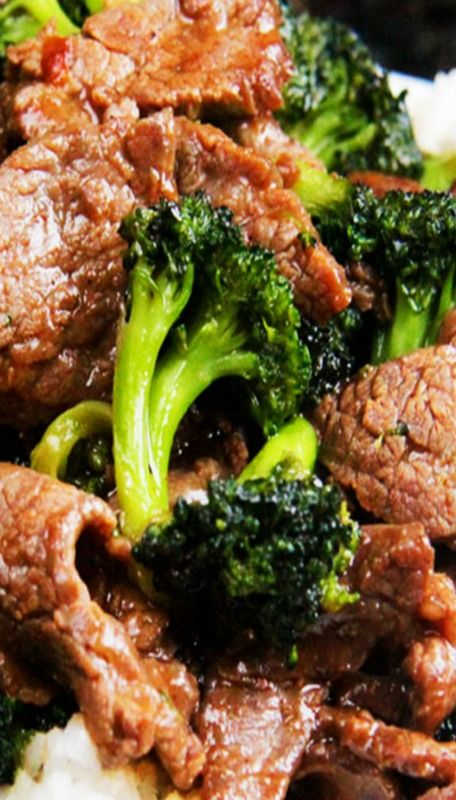 Secret Ingredient, better than takeout - Beef and Broccoli