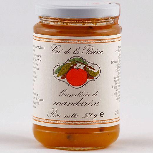 Marmellata di mandarini. Scopri e prova tutte le altre marmellate su: www.demarca.it