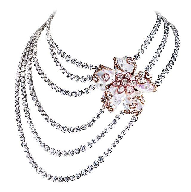 Diamond Necklace Images