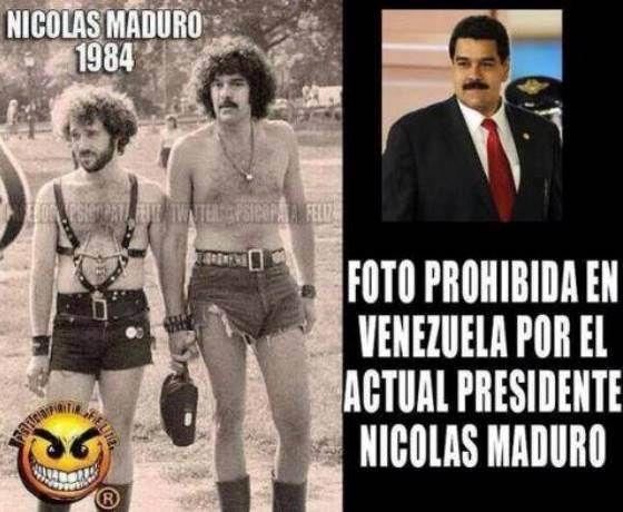 Nicolas Maduro Gay